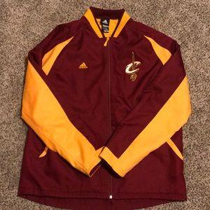 Men's Adidas Cleveland Cavaliers jacket